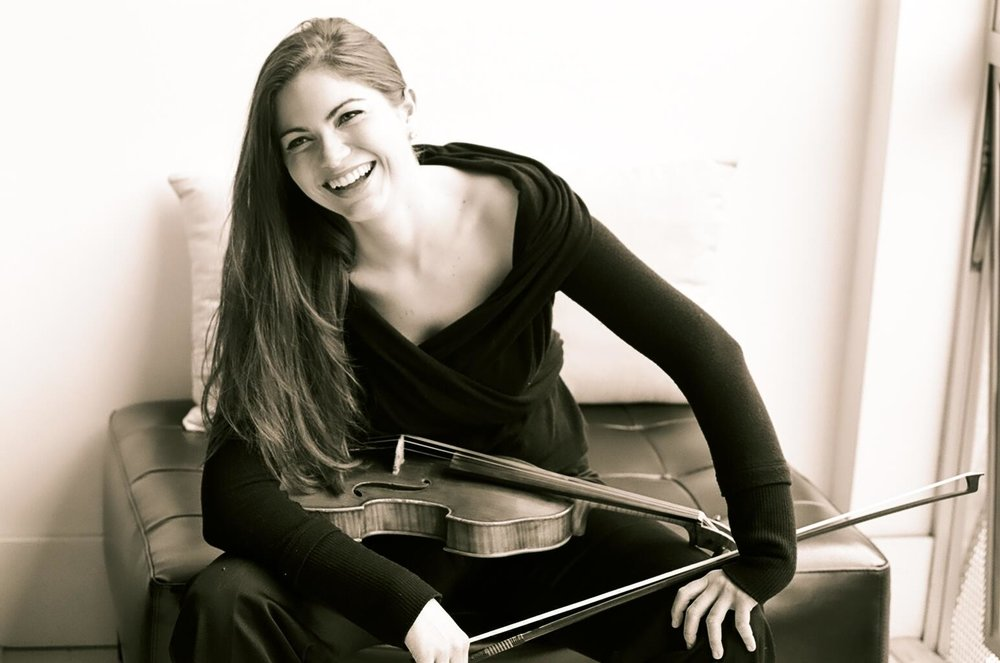 Caitlin Lynch   Viola