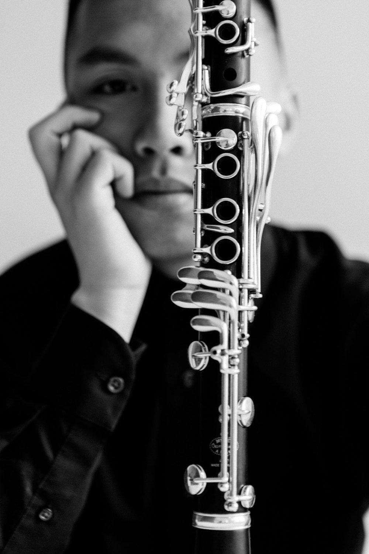John Hong   Clarinet
