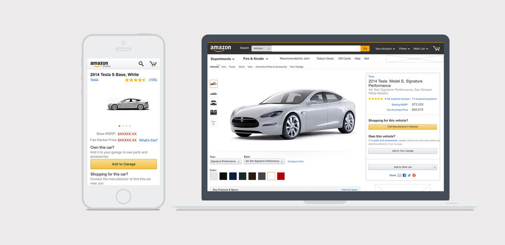 amazon vehicles - A car research platform for Amazon.