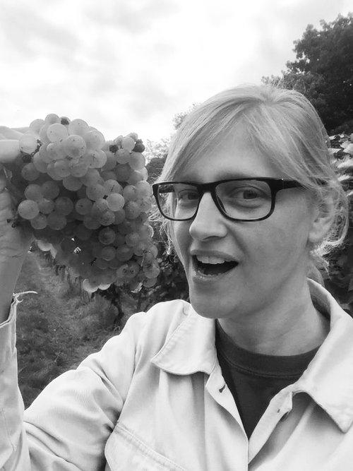 Alie Shaper - OWNER/WINEMAKER BROOKLYN OENOLOGY, AS IF WINES, HAYWATER COVECO-OWNER PECONIC CELLAR DOOR