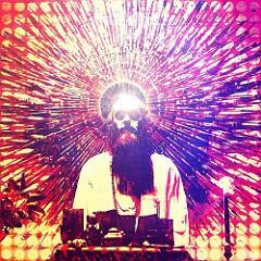 Artwork of Ram Dass courtesy of Barabeke