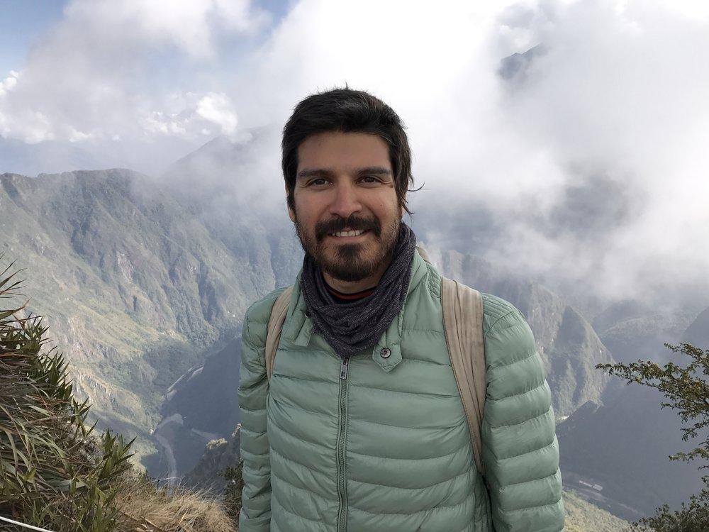 Pablo Quiroga - Executive Producer & Host