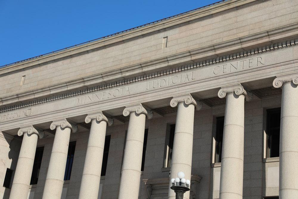 Minnesota Judicial Center, St. Paul, Minn.