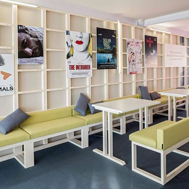 GRAND PRIX Design Award at Festival de Cannes Marché du Film @festivaldecannes @swiss.films Foto: @silje.paul.fotografie Thanks to @studionoi for graphic design