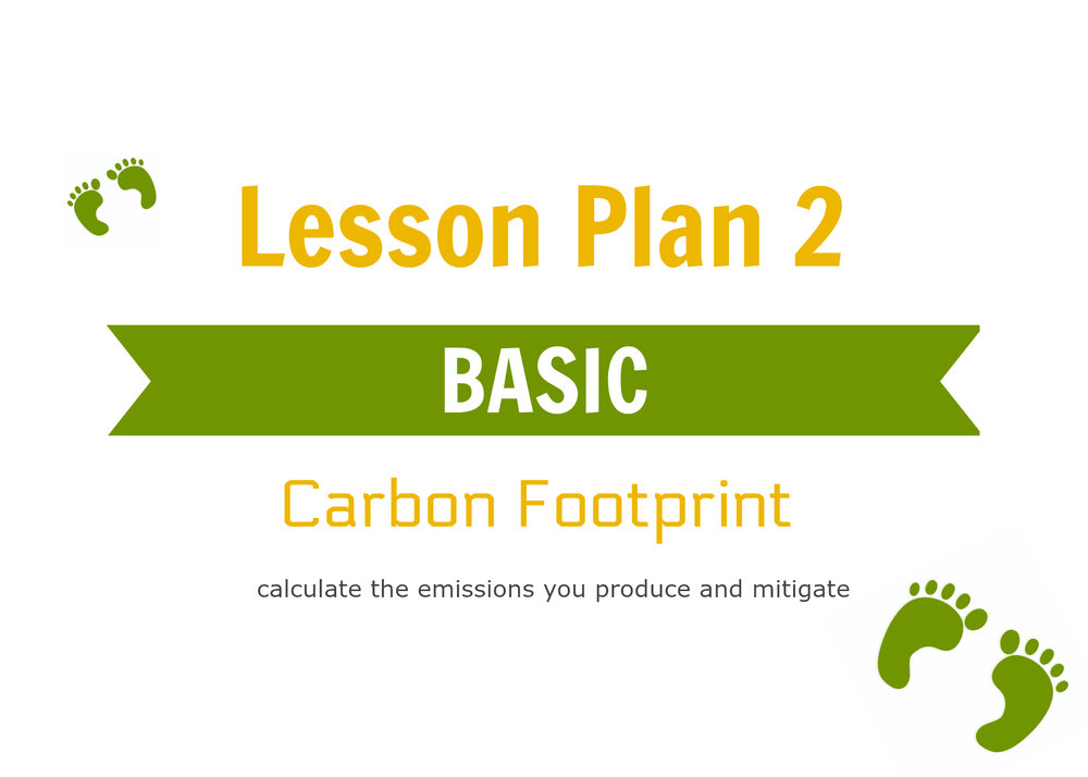 - This lesson introduces how emissions are calculated. Includes simple carbon footprint calculator for student use and introduction to calculating the footprint of a school.