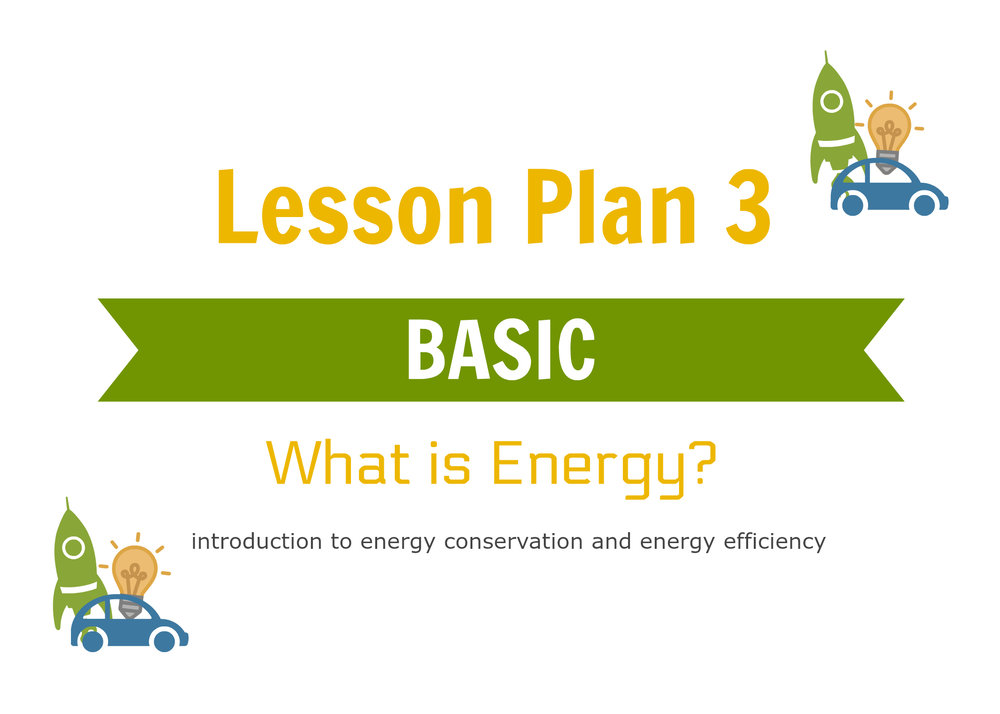 - This lesson introduces the concepts of energy conservation and energy efficiency.