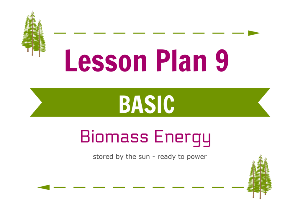 - This lesson introduces biomass energy, types of feedstock and combustion conversion process.