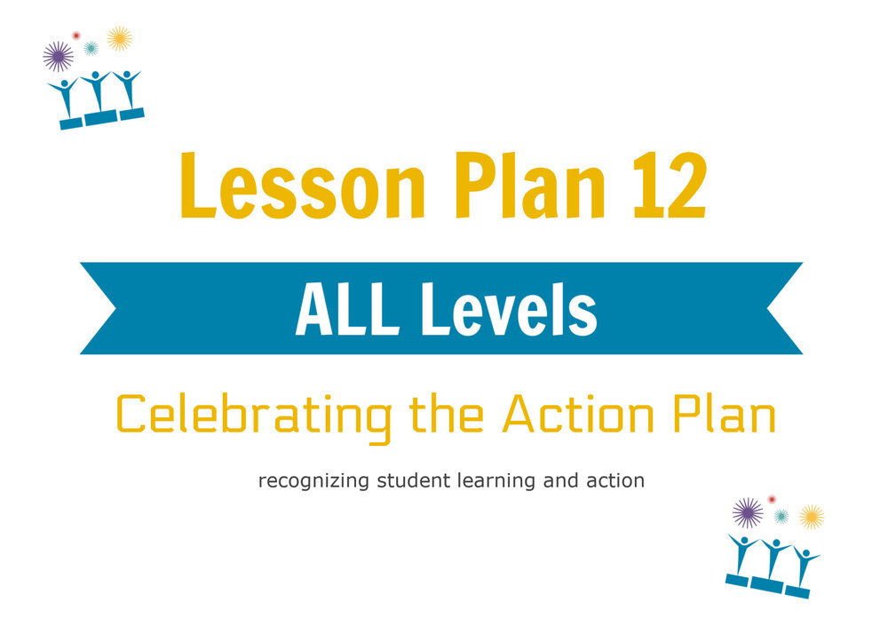 - In this lesson students have the chance to celebrate their achievements with their friends, family, and community.