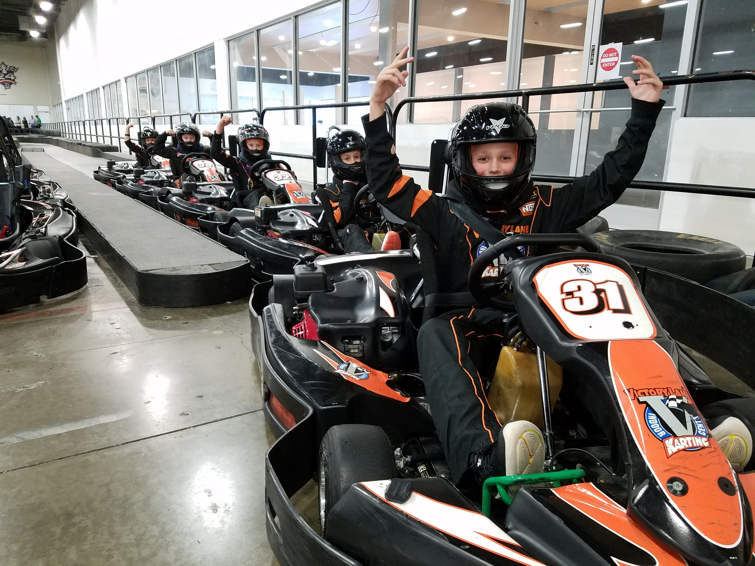 Youth Programs — Victory Lane Karting