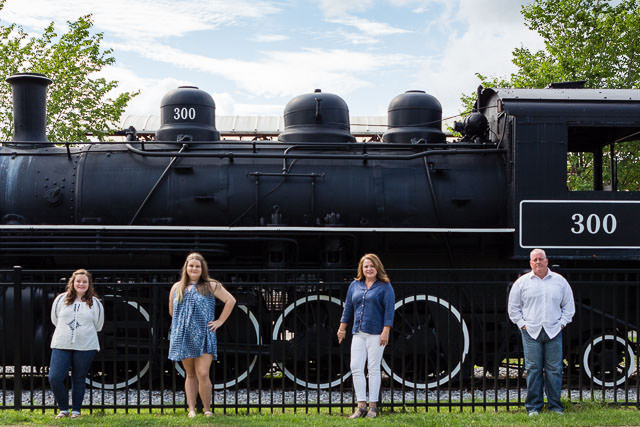 If you like trains, like this family, then the Hattiesburg Train Depot is a natural fit.