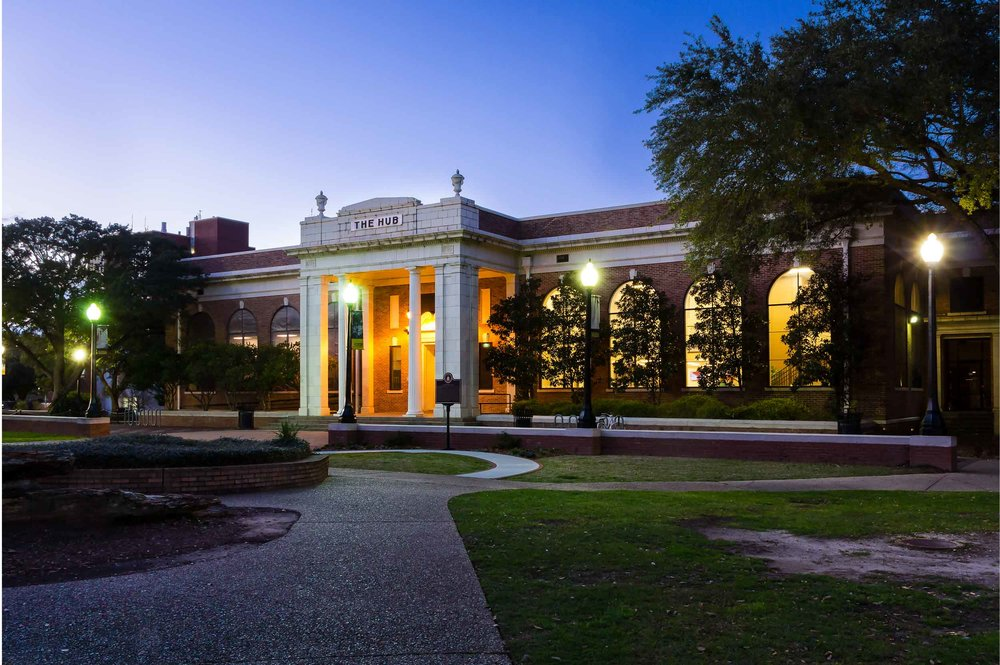 The Hub, University of Southern Mississippi