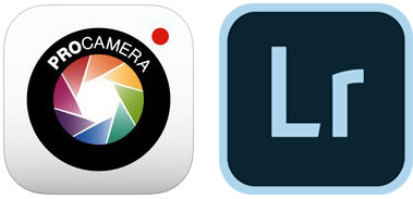 Pro Camera and Lightroom Mobile are the apps I recommend for mobile photography on the iPhone
