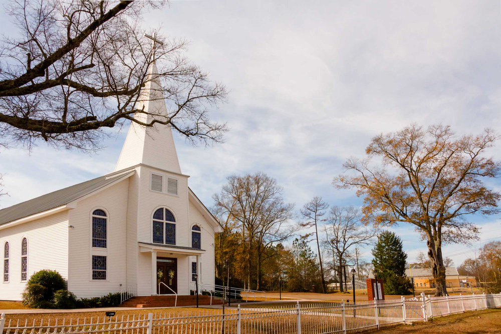 St. Peter's Church in Bassfield