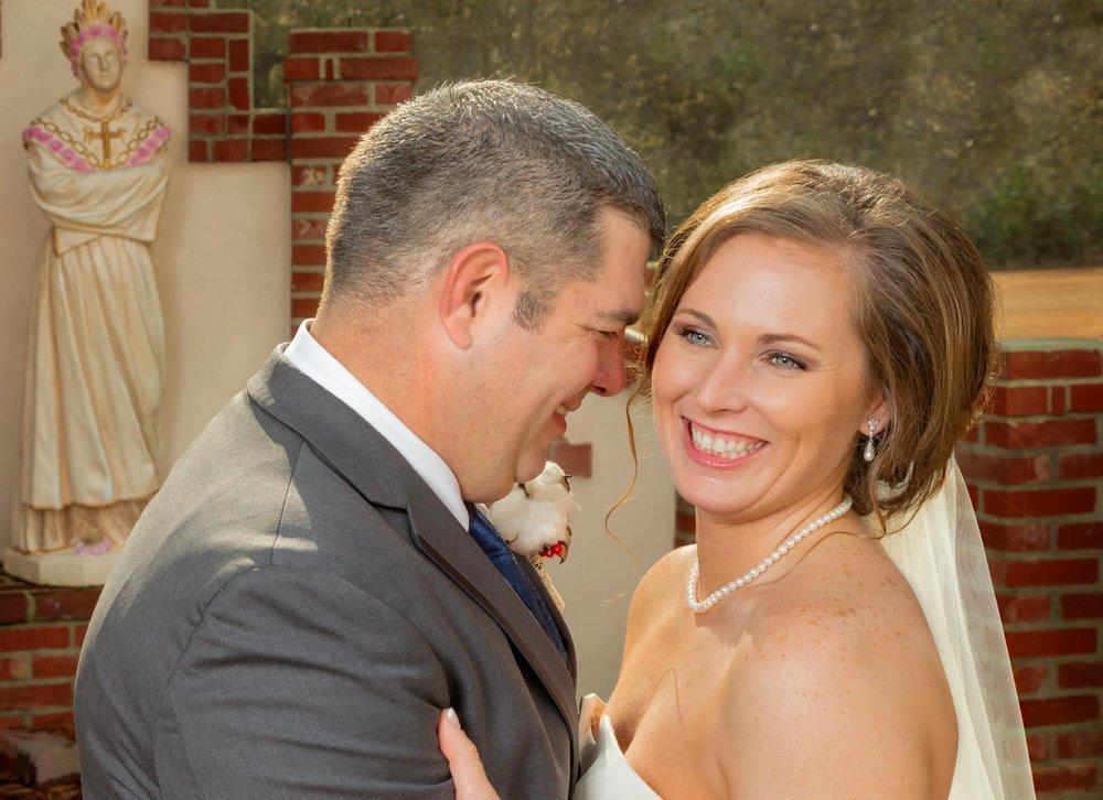 Hattiesburg wedding photography