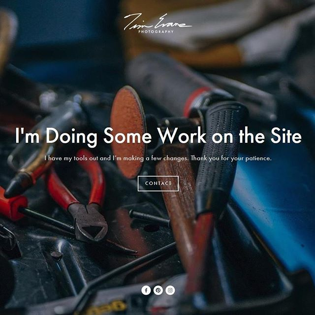 Ugh.  So, after six weeks of fighting with WordPress, I finally gave up. That's why, if you check out my site, you will see it's under maintenance again. I'm in the middle of migrating back to Squarespace