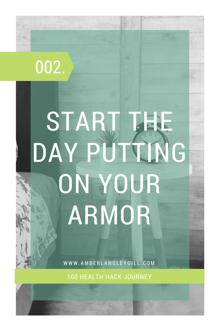 Health Hack (002): Start Your Morning Right