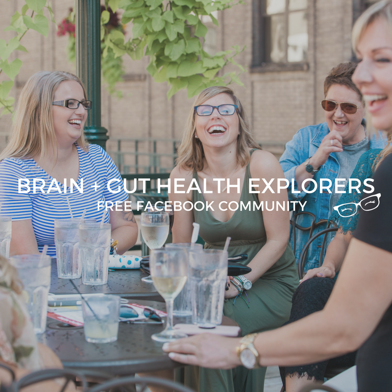 Brain + Gut Health Explorers Community