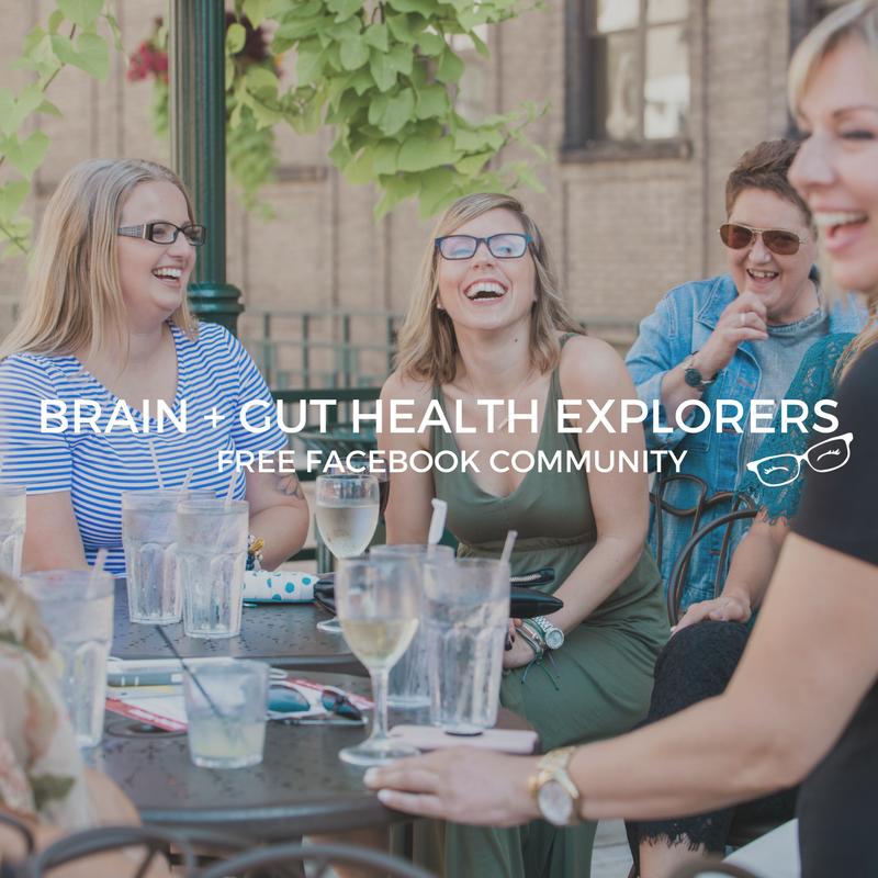 Brain + Gut Health Explorers Community