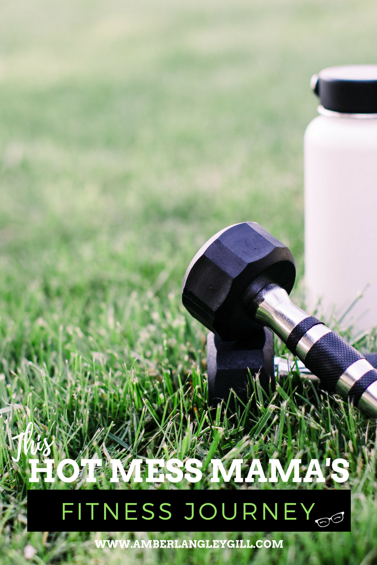 HOTMESS MAMA'S FITNESS JOURNEY
