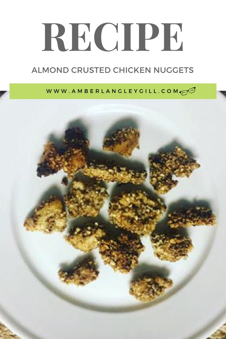 RECIPE: almond crusted chicken nuggets.png