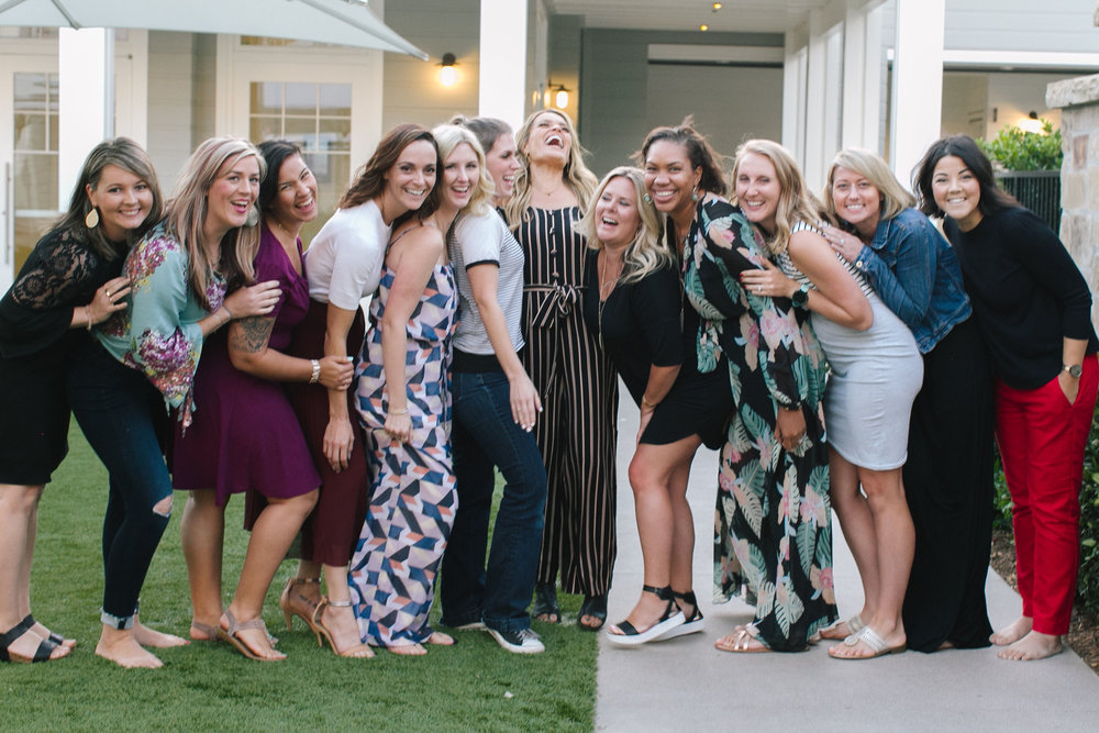 OUR COMMUNITY - a community for women where we explore health hacks, recipes and more to help us live our most vibrant + productive lives… without the overwhelm!