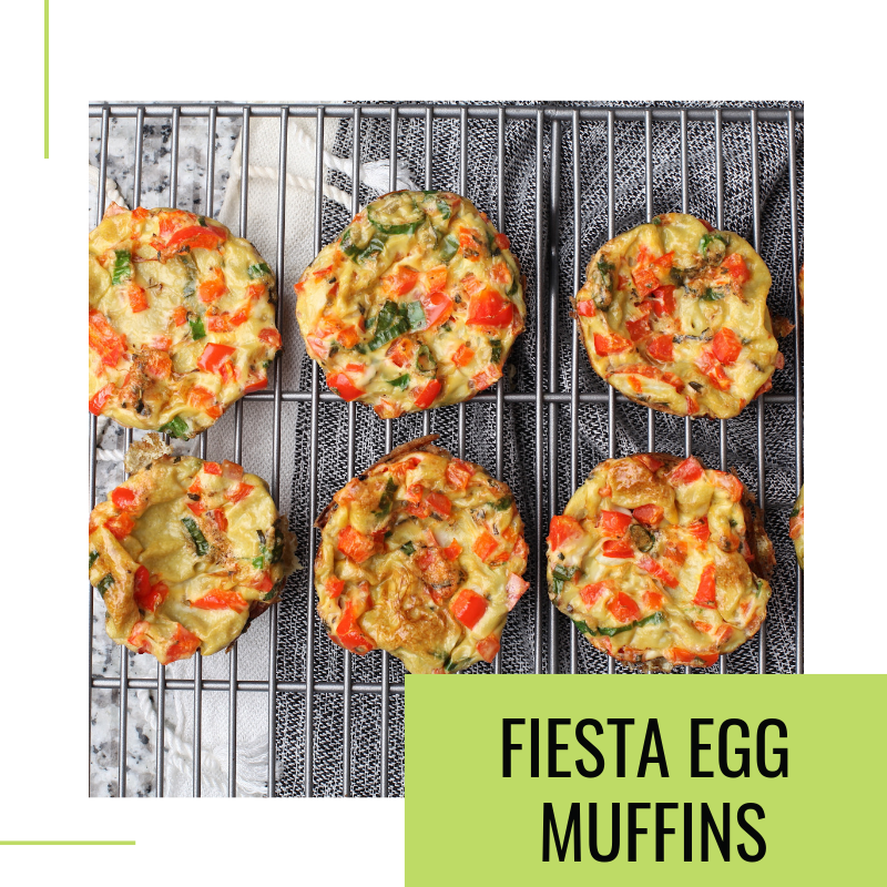 Fiesta Egg Muffins