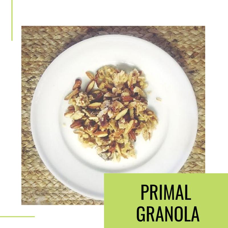 PRIMAL GRANOLA
