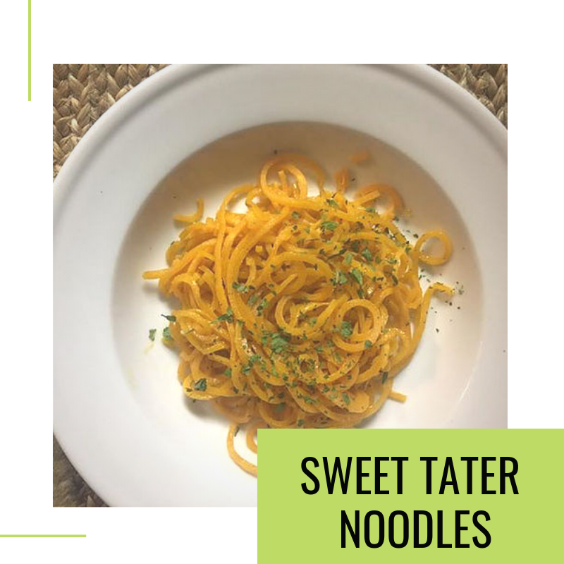 SWEET TATER NOODLES