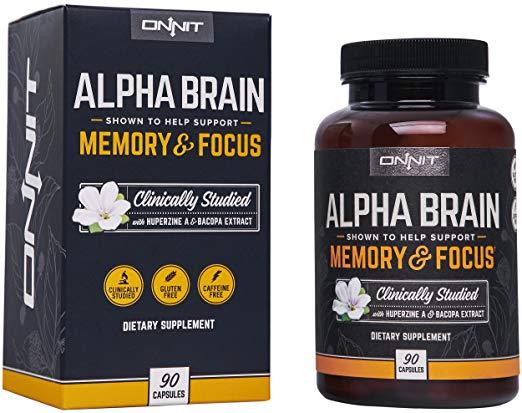 ONNIT:  Alpha Brain