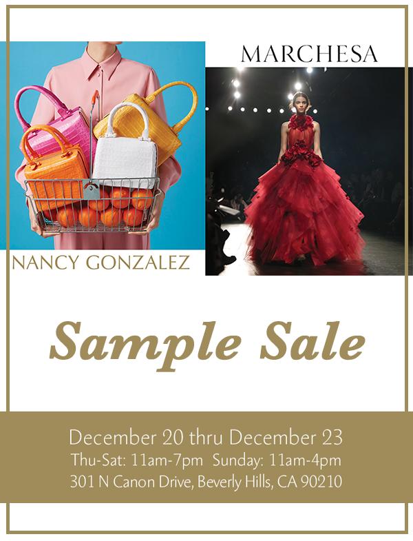 EmailBlast_Nancy-Gonzalez_Marchesa_FW18-SampleSale.png