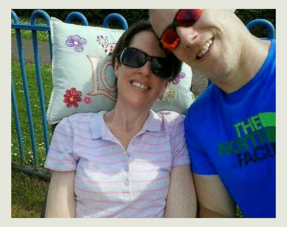 Another member Dawn and her Partner