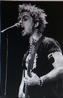"Credit: Norman Provencher, ""Green Day Puts Thrill Back in Rock,""  The Ottawa Citizen , 1995"