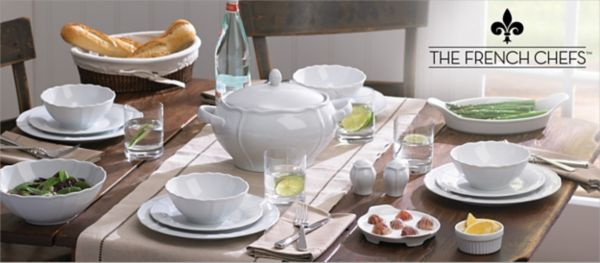 Dinnerware, Cookware, and Serve-ware