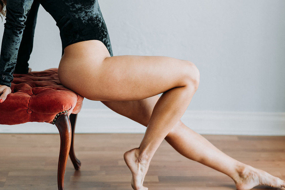 San Diego Boudoir Photography | Christiana
