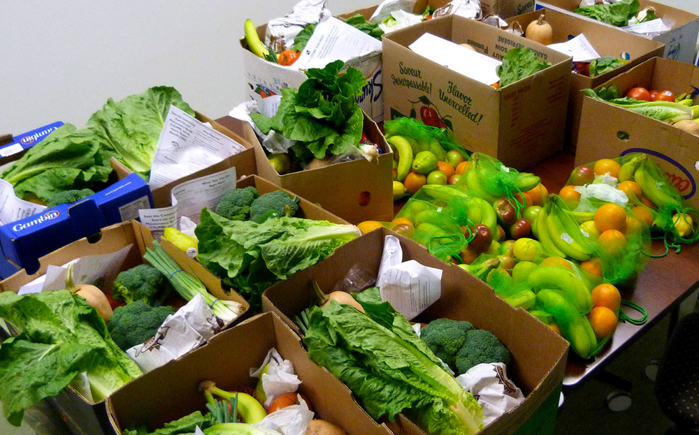 Food security means more than simply having enough. - Food waste might go away—but hunger won't.