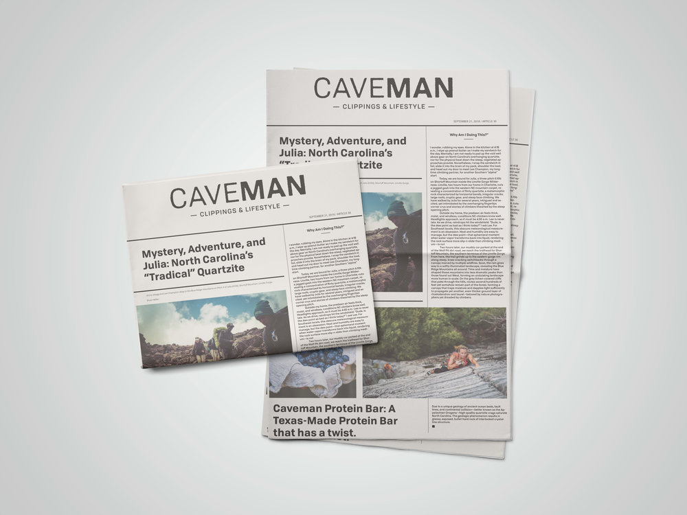 Are Caveman Bars Healthy : Caveman u liberty sky carlin