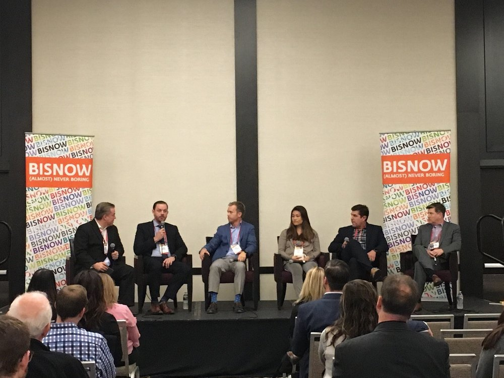The final panel outlined trends in multifamily development and living.