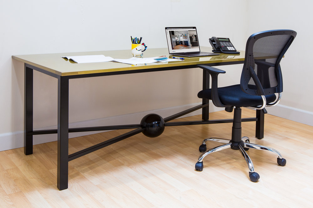 Resimercial - - Redefining the quintessential desk & conference table.