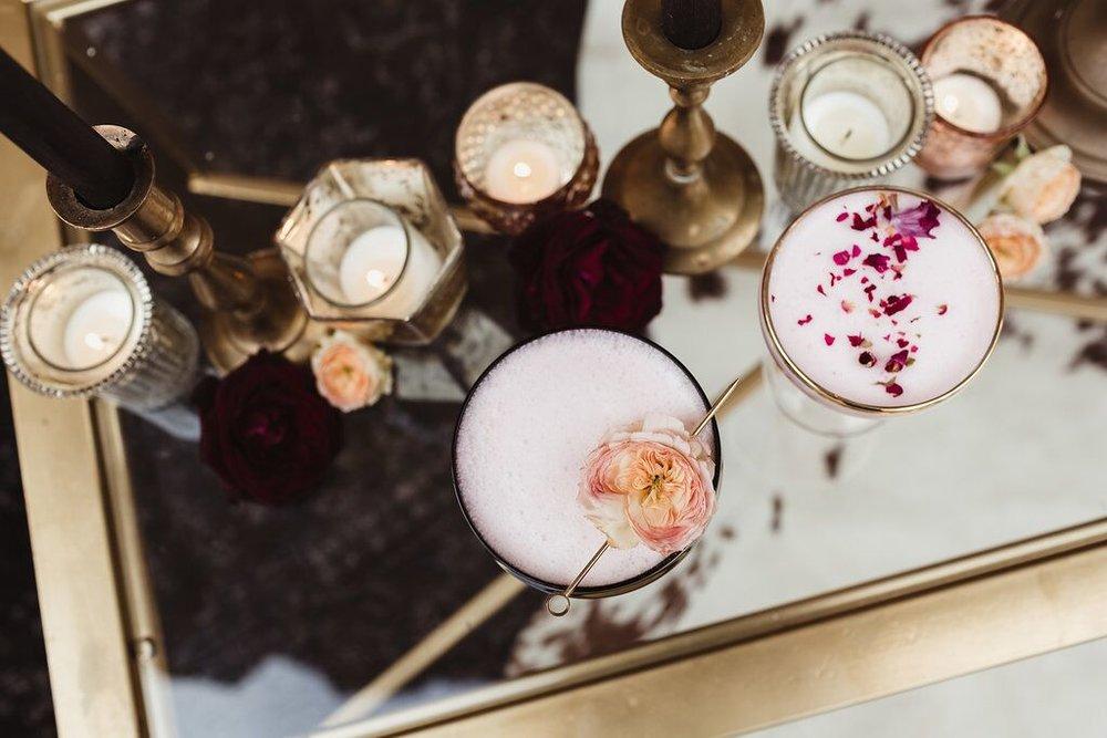 wedding lounge details