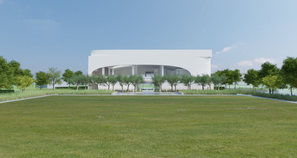 02 New central lawn and library.jpg