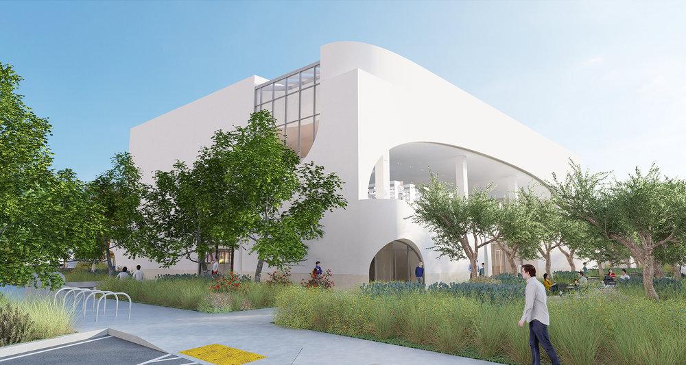 Costa Mesa Library