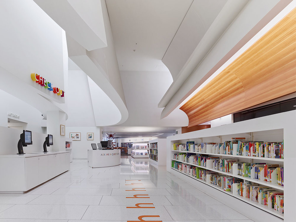 Beverly Hills Children's Library