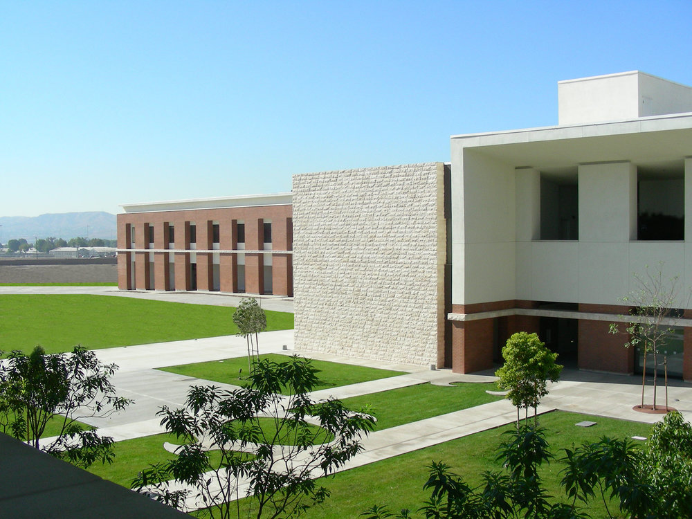 Chaffey College Health Sciences Building