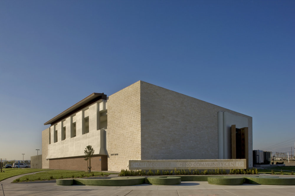 Chaffey College Community Center/Culinary Arts Instruction Building