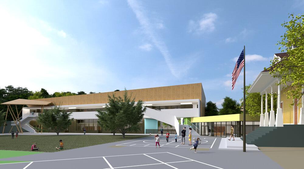 LAUSD Elementary School