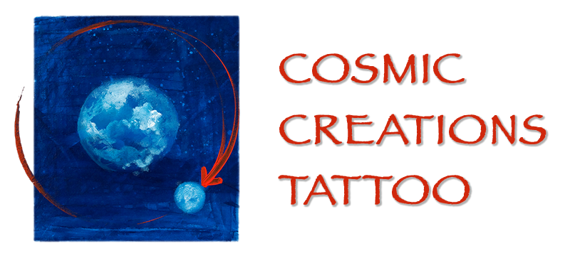 Cosmic Creations Tattoo