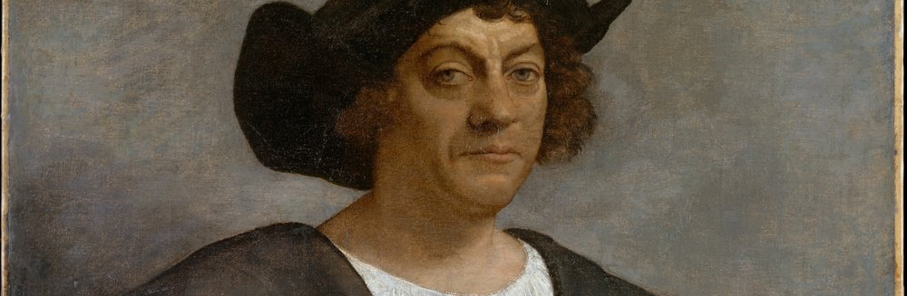 Christopher Columbus portrait, 1942.
