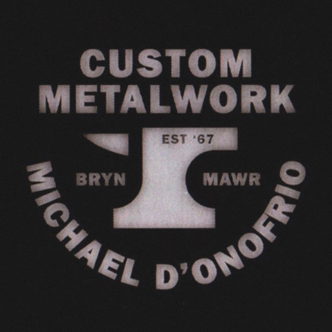MICHAEL D°ONOFRIO  –  CUSTOM METALWORK