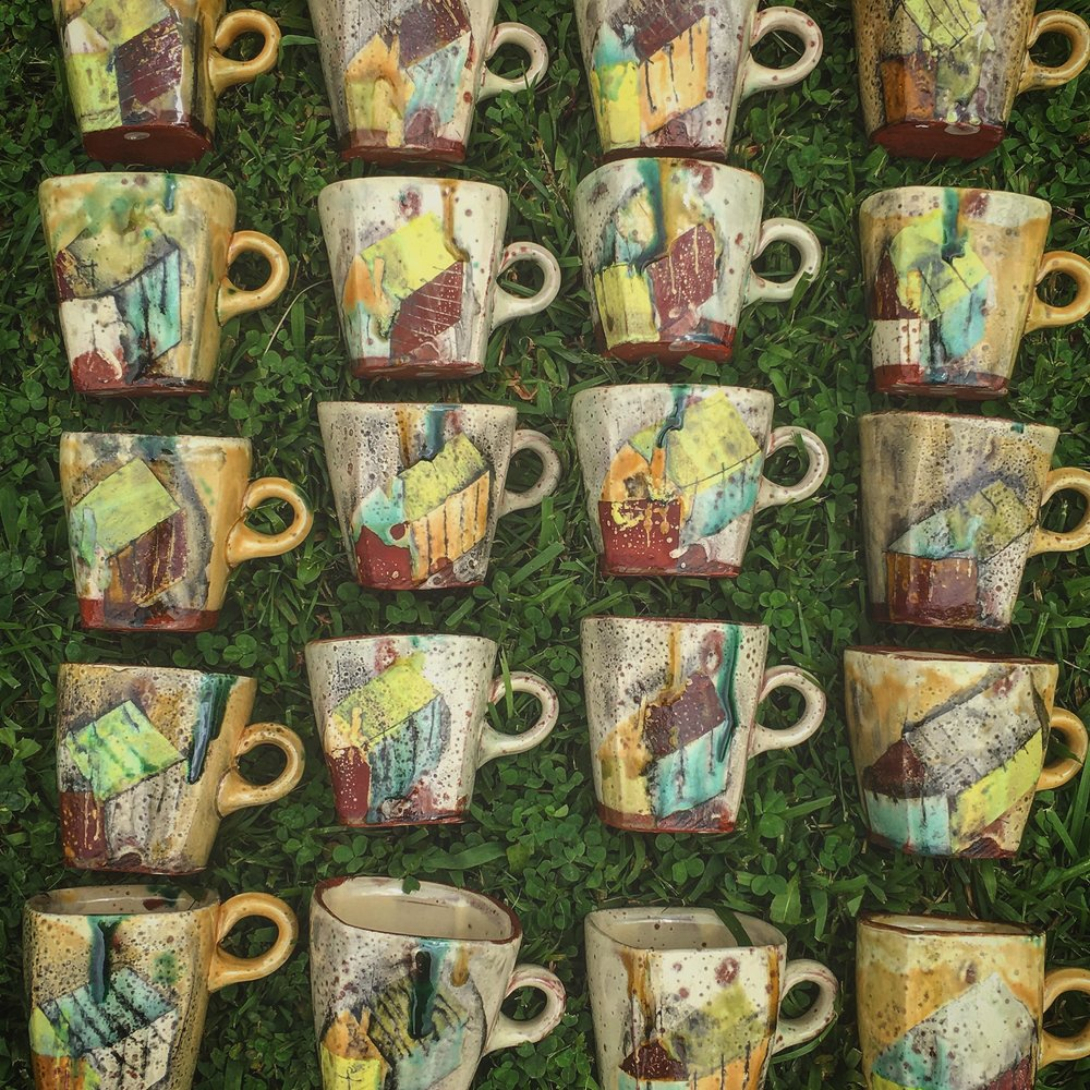 connelly earthenware cups grass.JPG