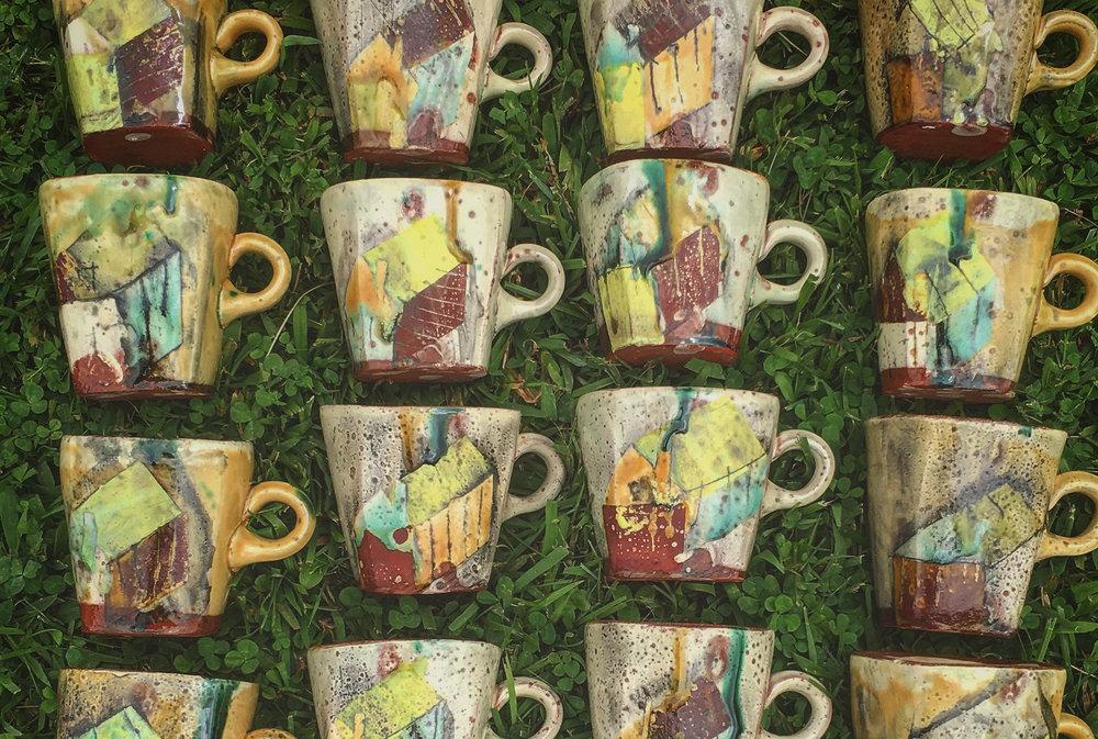 The Philadelphia Potters THIRD Annual Urban Studio Tour -